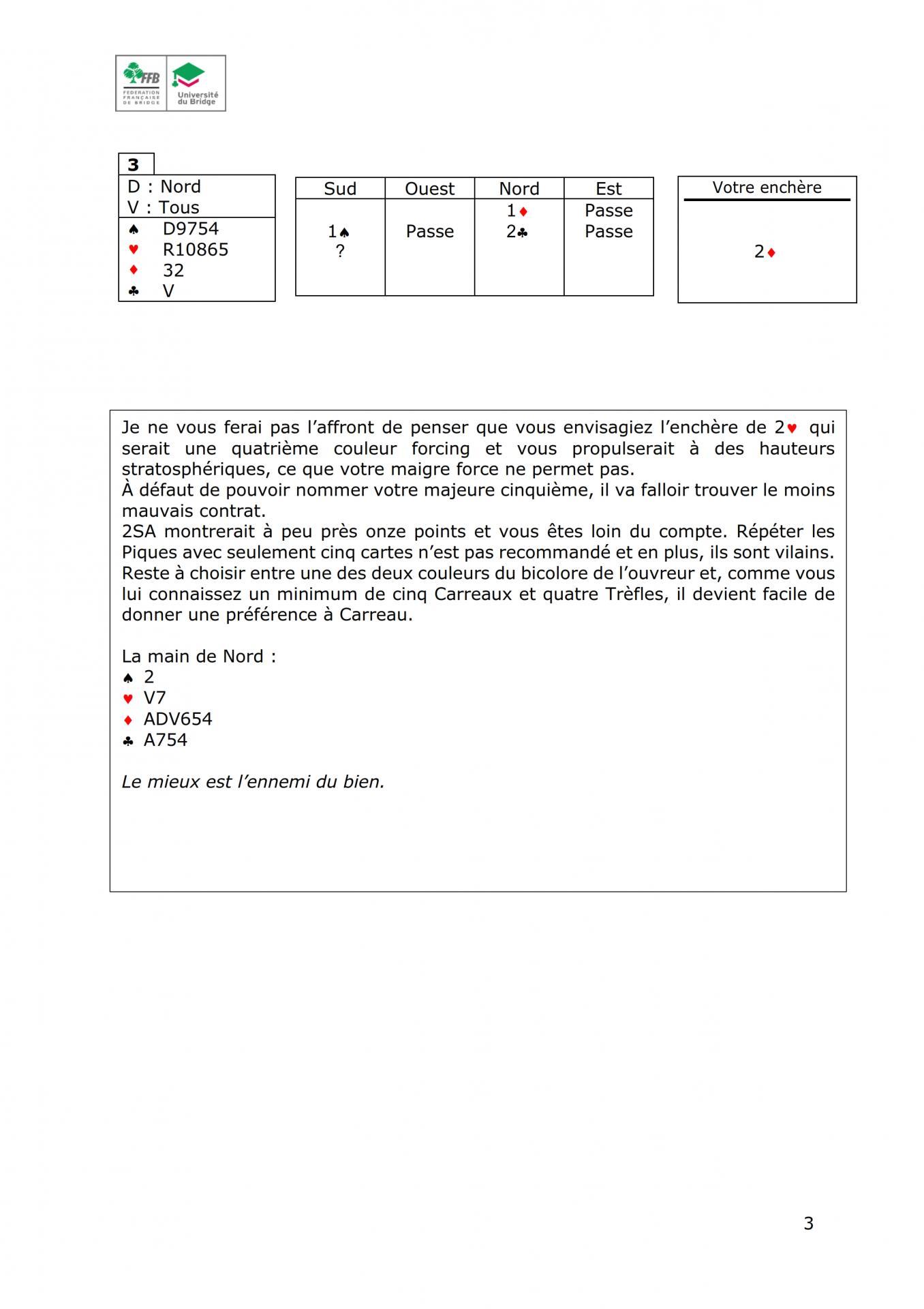 Formation continue des moniteurs solutions mars2020 003